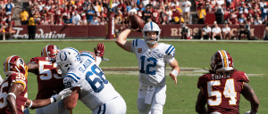 Andrew Luck and Frequent Grace