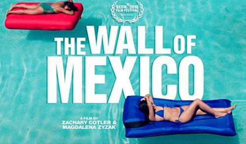 The Wall of Mexico 2020 banner HDMoviesFair