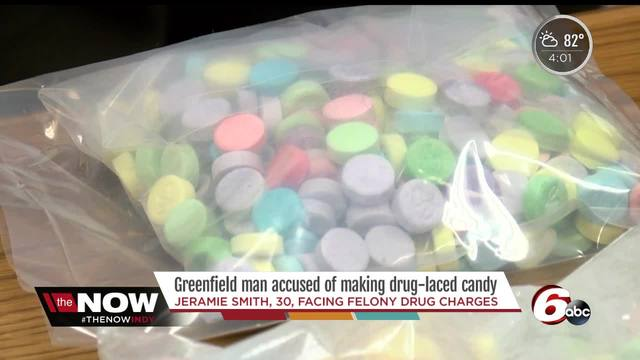 Greenfield police arrest man in connection with Sweet