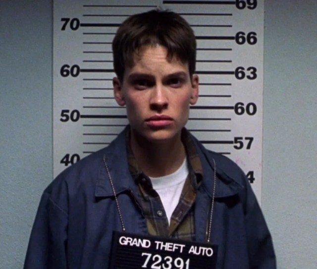 Hilary Swank In Boys Dont Cry