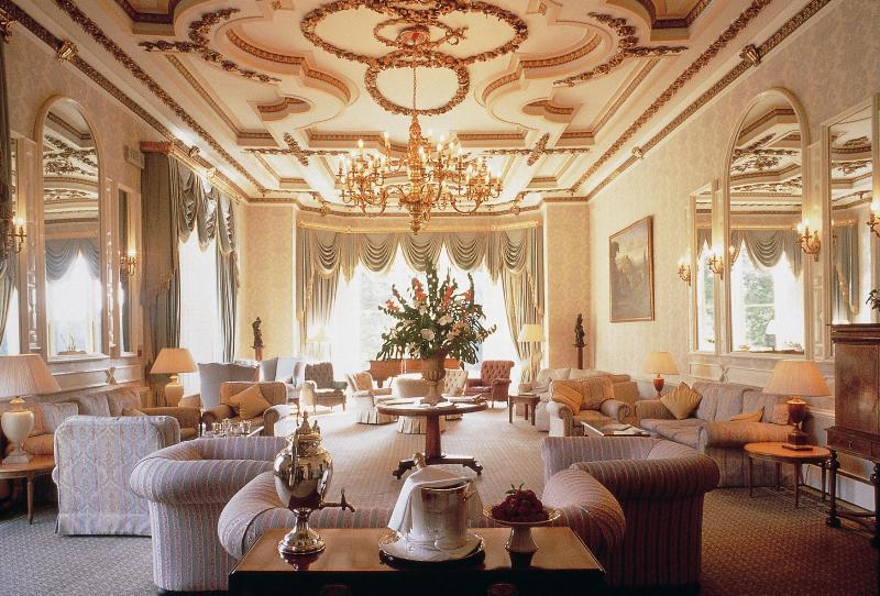 Ettington Park Hotel Oak Room  Modern British Restaurant