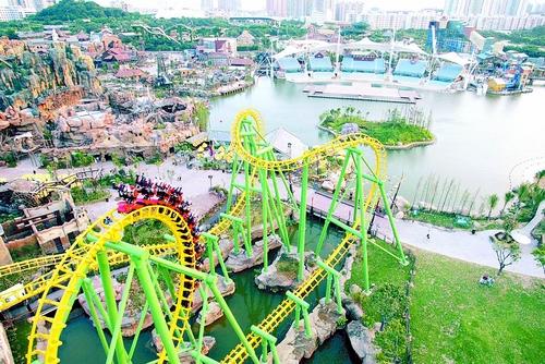 Hasil gambar untuk Overseas Chinese Town