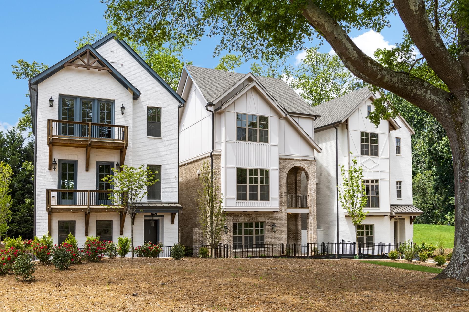 alpharetta ga new homes east of main