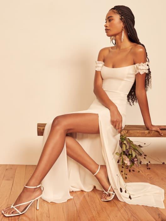 Ivory Gimlet Dress