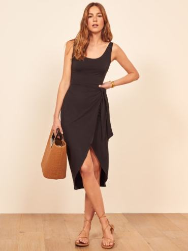 Black Kaila Dress