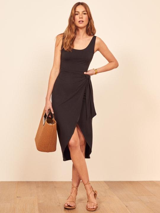 Black Kaila Dress