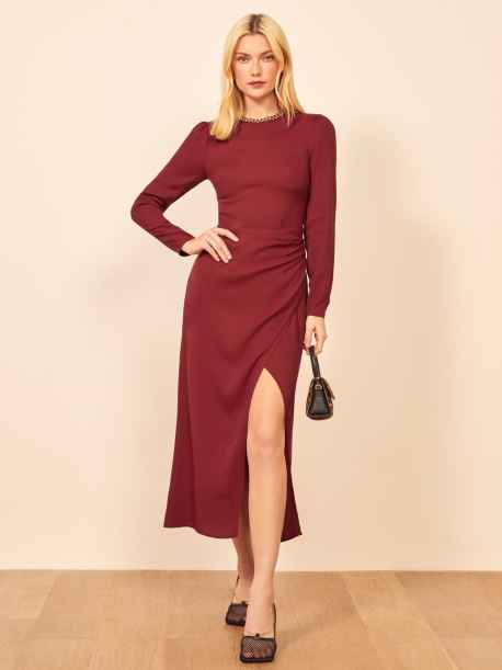 Garnet Celeste Dress