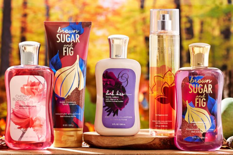 Now we can all smell lovely: Bath & Body Works comes to ...
