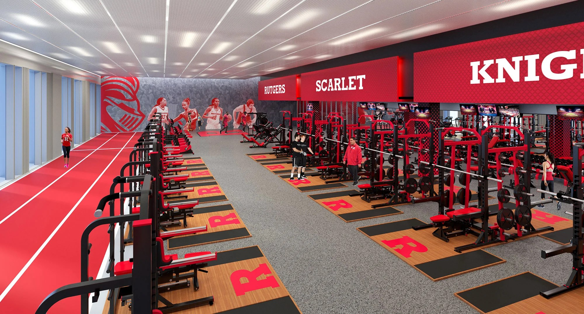 Rutgers to build brand new Athletic Performance Center