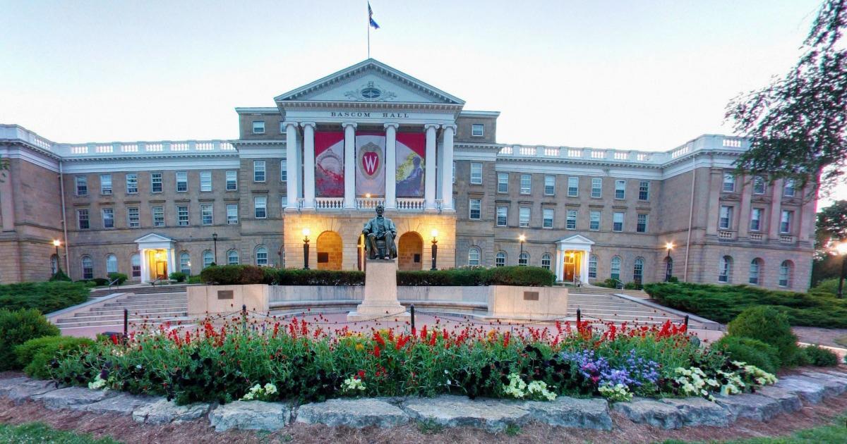 UW-Madison ranks in the top 50 universities in the world
