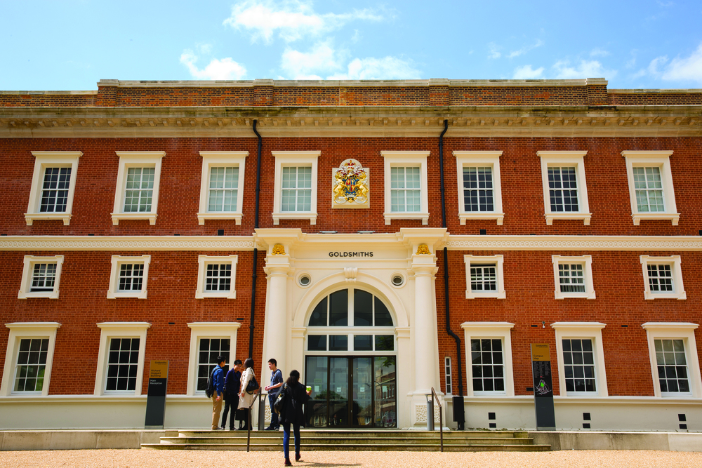 Goldsmiths is the top university for design in the latest Guardian rankings