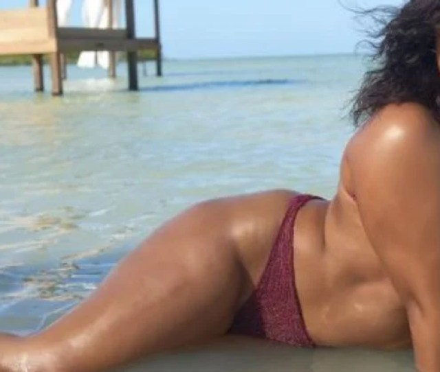 Sports Illustrated Got Its First Black Plus Size Swimsuit Model And Shes So Damn Hot