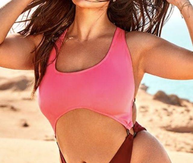 Image May Contain Female Swimwear Clothing Bikini Person People