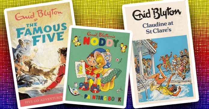 All the times Enid Blyton was racist, sexist and xenophobic in her books