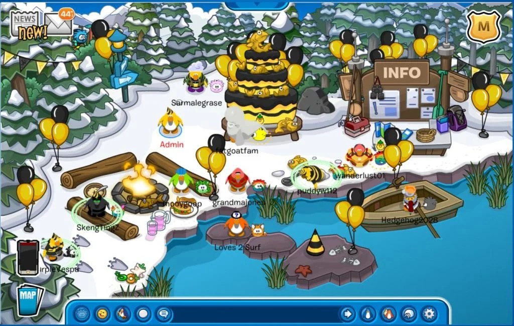 Club Penguin is officially back and we can't wait to play