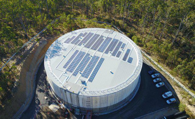 Logans New Tesla Tech a First in OffGrid Commercial Energy