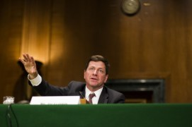 SEC Chairman Jay Clayton. (Photo: Diego Radzinschi/NLJ)