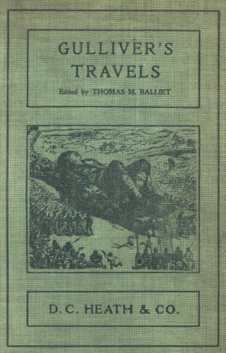 Gullivers Travels by Jonathan Swift  Book Review