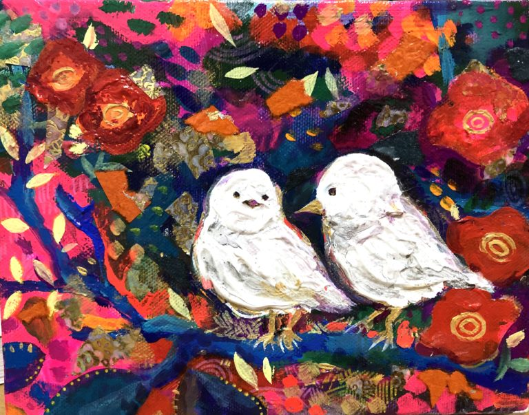「空想上の鳥たちの平穏」