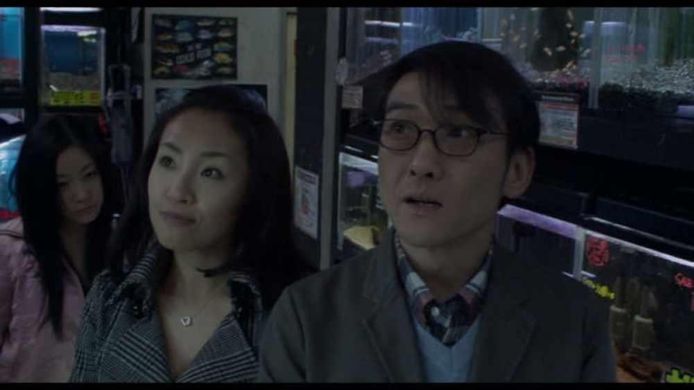 ホラー映画 冷たい熱帯魚