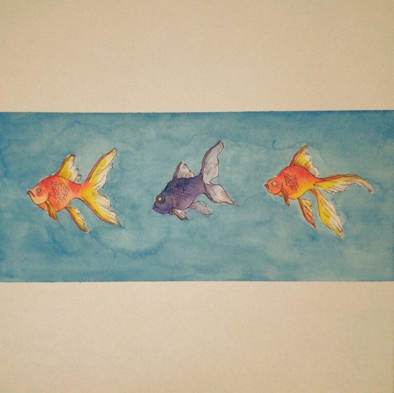 金魚(ぽねりのうた)