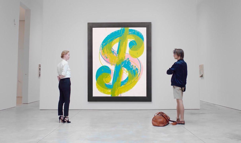 高額になるアート