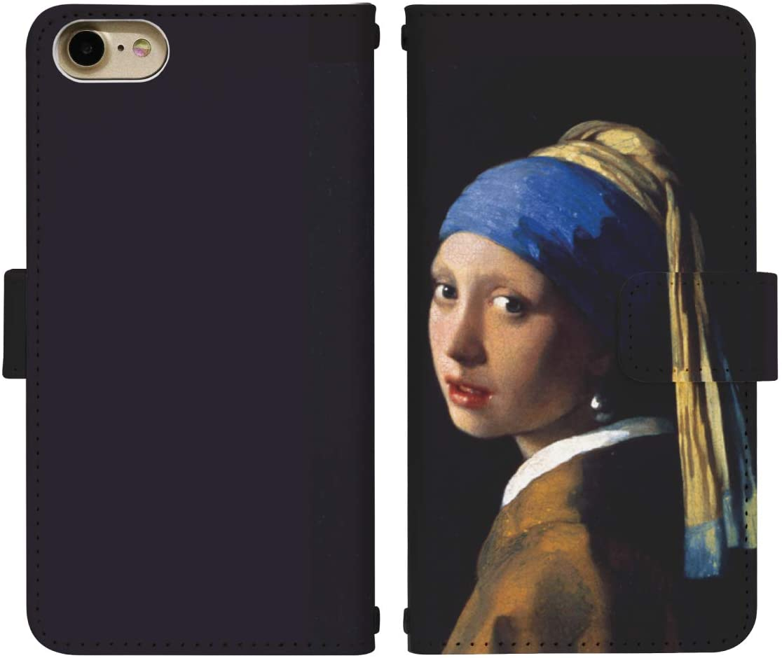 真珠の耳飾りの少女のスマホケース