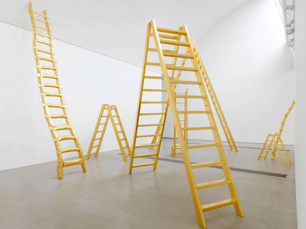 Golden Ladders