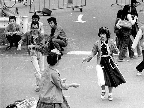 ロカビリーダンス