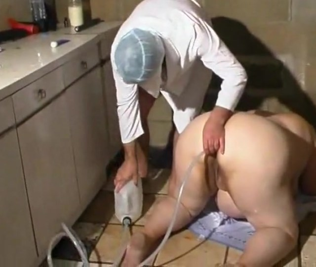 Fat Woman Gets An Enema And A Doggystyle Fuck Big Women Porn At Thisvid Tube