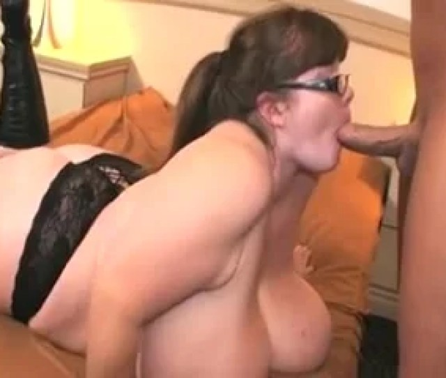 Fit Man Fucks Bbw Brunette In Boots