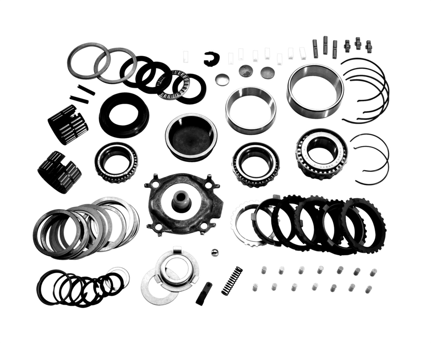Ford Racing M-7000-A T-5 Rebuild Kit, 94 Pieces