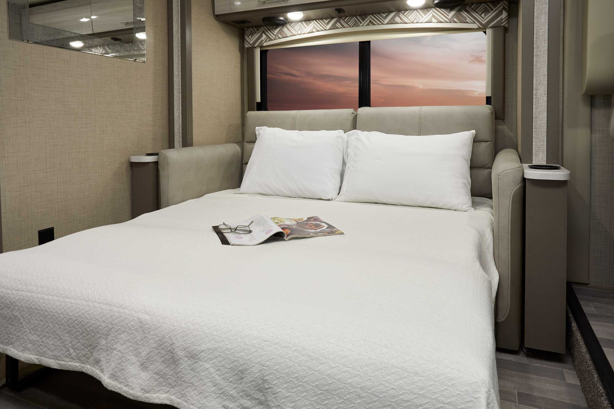 axis sofa reviews white wood set ruv class a motorhomes | thor motor coach