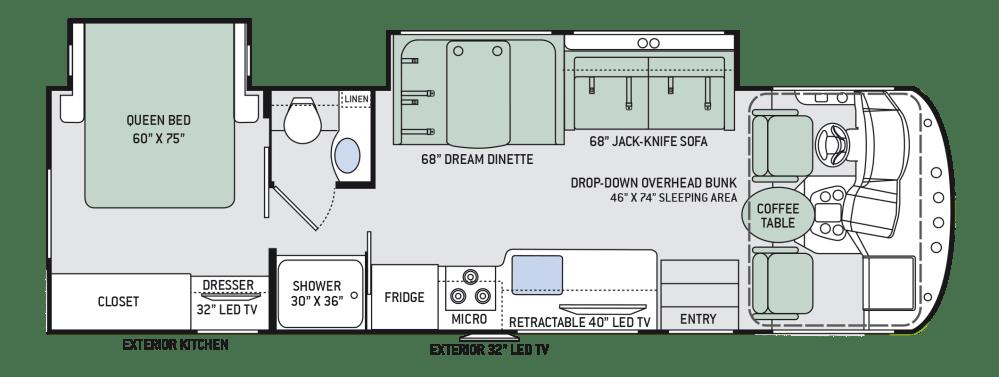 medium resolution of lil snoozy reviews floor plans a c e 30 3