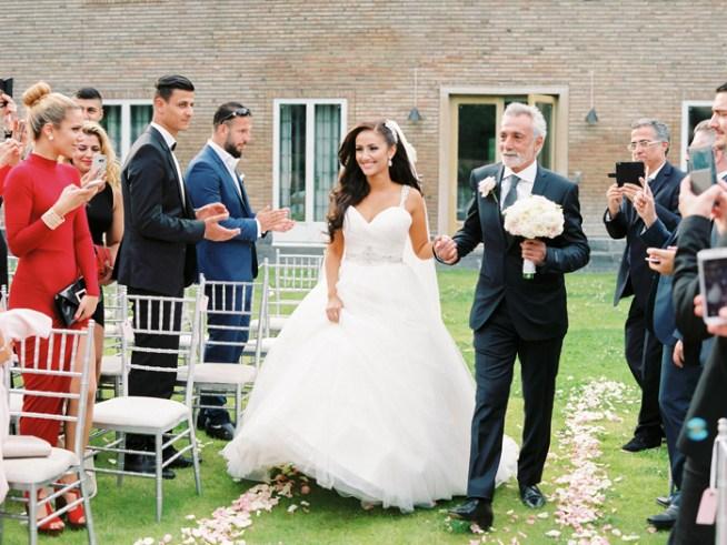 Romantiskt Persiskt Bröllop Marabou Parken Stockholm
