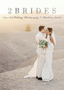 Bröllopsfotograf 2 Brides