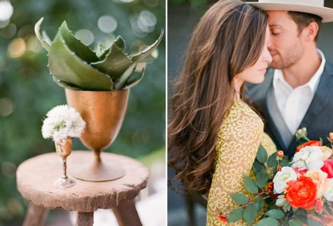 bröllopsinspiration med kaktusar