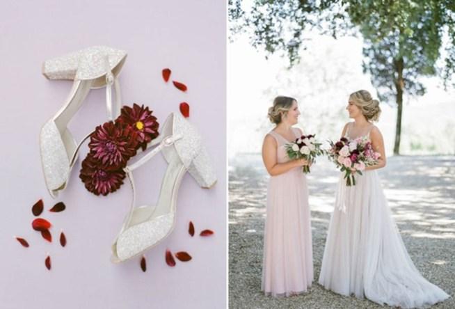 Bröllopsinspiration för bruden