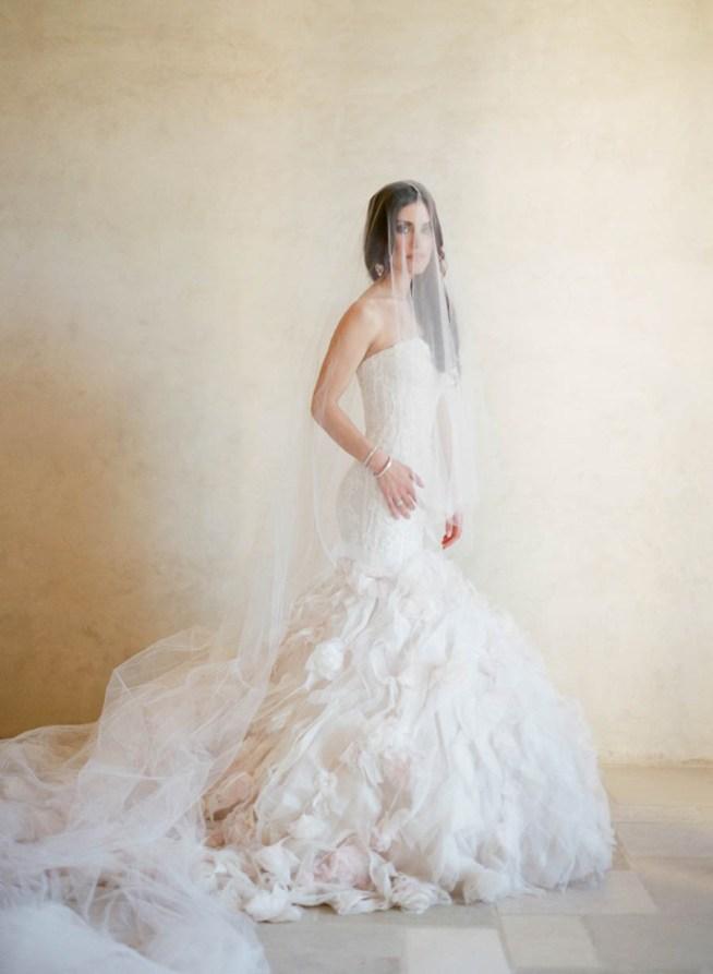 Keep it clean bröllopslook för en fashionista