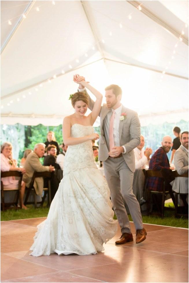 första dansen som man och hustru