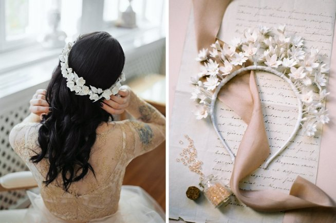 the wild rose accessories modern vax crowns for brides