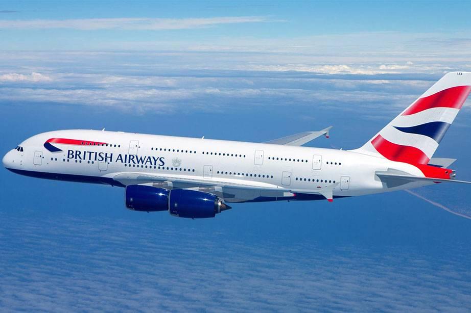 british airways e ticketing