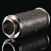 cartridge filter for Gas