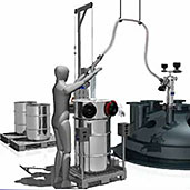 Customised Solutions Powder Handling Systems