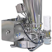 Volumetric Gravimetric Feeders