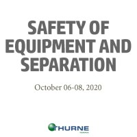 Webinar SAFETY OF EQUIPMENT AND SEPARATION