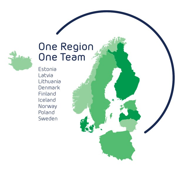 One region One team