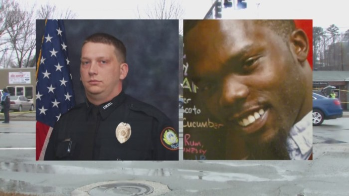 Little Rock police officer cleared in fatal shooting of Bradley Blackshire