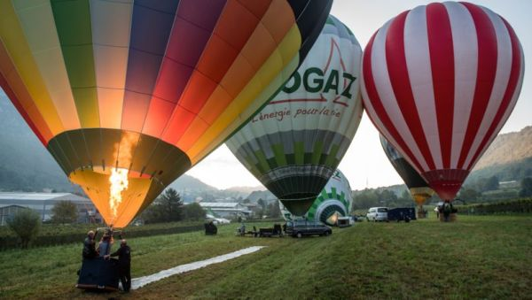 hot air balloon # 67