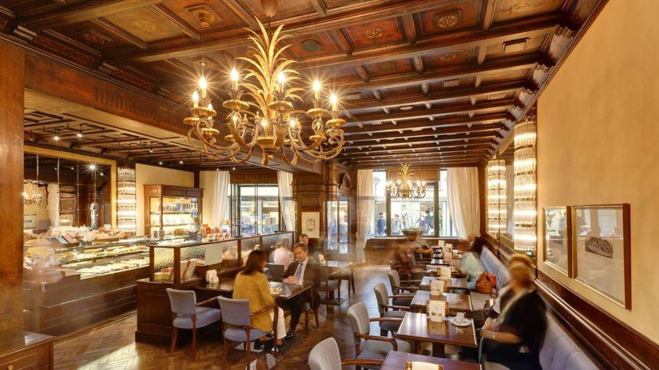 Ticino Weekend  Grand Caf al Porto Lugano